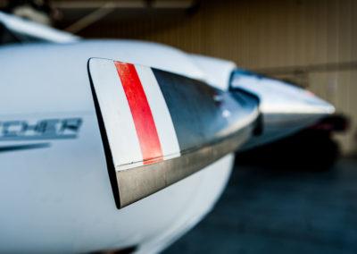 propeller of plane